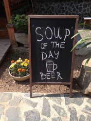 Soup of the Day - BEER